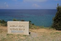 Anzac Cove - the name is now official