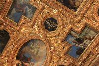 Stolen photo - ceiling detail
