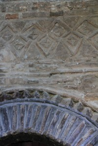 More decorative stonework