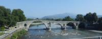 The famous bridge of Arta.