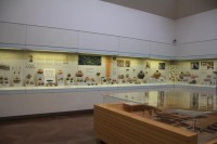 Just one of many rooms at the museum.
