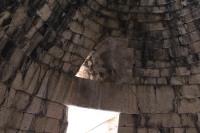 Treasure of Atreus: Huge lintel above the doorway