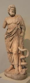 Statue of Askelepios