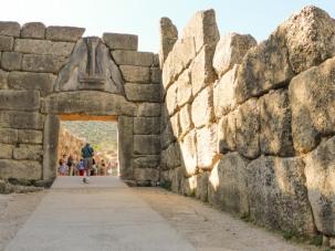Mycenae: The Lion Gate