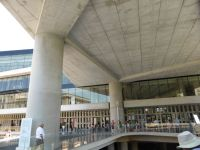 The Acropolis Museum This is the striking entrance